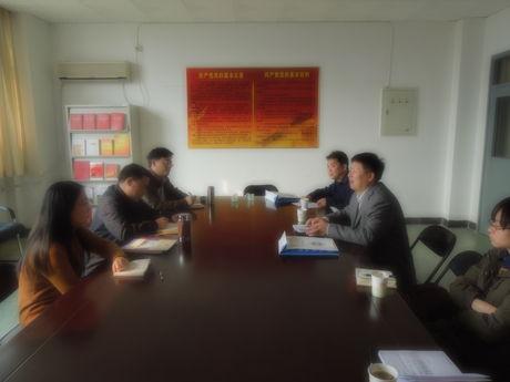 外国语学院大学英语教学改革与建设小组赴北京高校考察调研