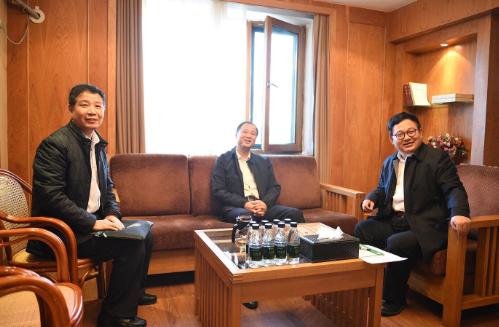 [教育部副部长]教育部副部长孙尧来东北林业大学调研